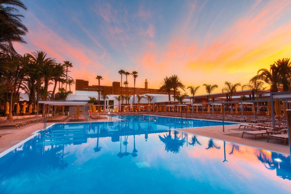 RIU PALACE OASIS - camera con piscina privata